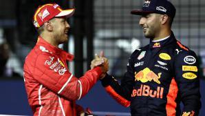 Рикардо подписал предварителен договор с Ферари?