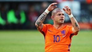 Снайдер ще изиграе последния си мач за Холандия през есента