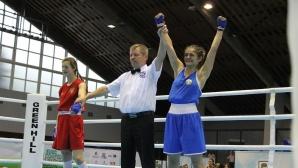 Горяна Стоева ще боксира за европейската титла в Италия