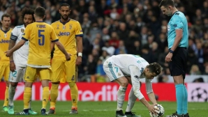 Байерн, Реал и Барса са получили най-много дузпи в ШЛ през последните години