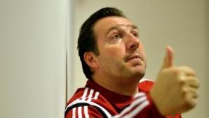 Вилмотс обвини бащата на Куртоа за изтичане на информация от националния отбор