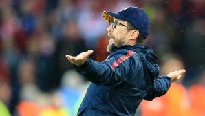 Ди Франческо: Сами улеснихме Ливърпул, на реванша ще сме друг отбор