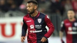 Футболист от Каляри е дал положителна допинг проба
