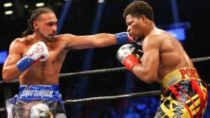 Кийт Търмън оваканти титлата на Световния боксов съвет