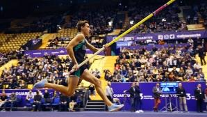 IAAF ратифицира световен рекорд на Арманд Дуплантис