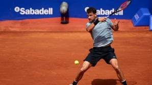 Григор Димитров отново в ранния следобед на корта в Барселона