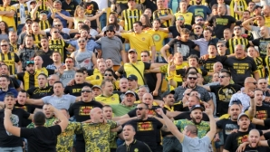Феновете на Ботев с официално обръщение към Борислав Михайлов
