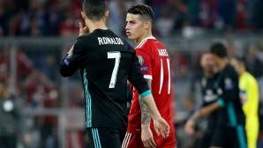 Хамес: Вкараха ни два гола от две положения