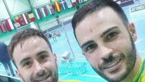 Двойката Бойчинов/Панев продължава на европейското