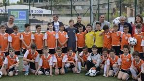 """България отбеляза международния ден """"Футбол за приятелство"""""""