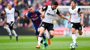Валенсия задържа основен играч срещу 40 милиона