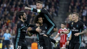 """В ШЛ Мадрид вече печели """"защото така"""""""