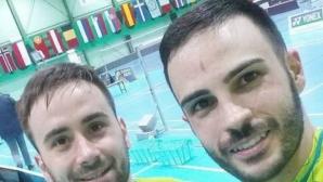 Пейо Бойчинов и Иван Панев отпаднаха във втория кръг