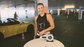 Мария Шарапова с победа в Щутгарт