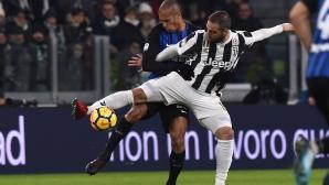 Жоао Миранда се провъзгласи за защитник №1 в Серия А