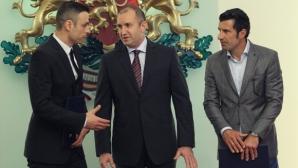 Синът на президента Румен Радев поканен на проби във Валенсия