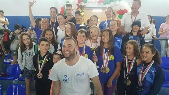 """ПСК Черно море е комплексен победител на турнира """"Talent cup"""" 2018"""