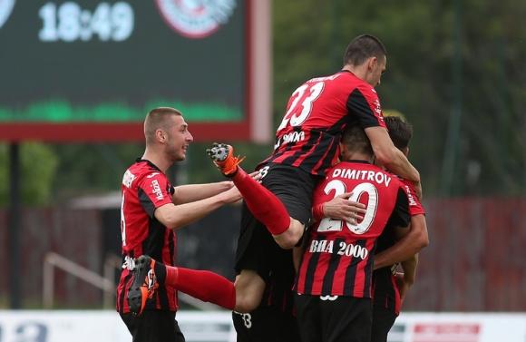 Демона: Следващият мач може да ни отвори вратите на Първа лига