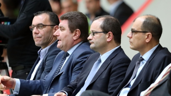 Българска делегация се срещна с шефове на МОК и ФИБА