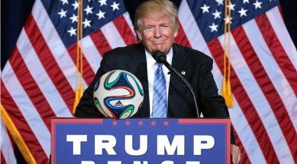 Тръмп призова страните от Африка да подкрепят съвместната кандидатура на Северна Америка за Мондиал 2026