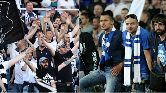 От ПФЛ: Левскари не са купували от билетите на Славия