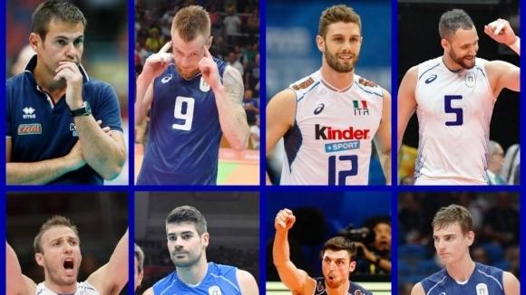 Италия върна Зайцев и Хуанторена за Лигата на нациите