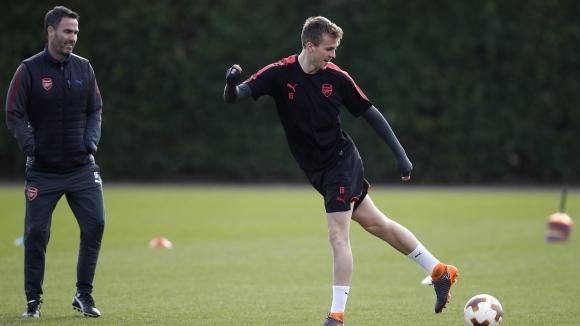 Арсенал преподписа с перспективен футболист