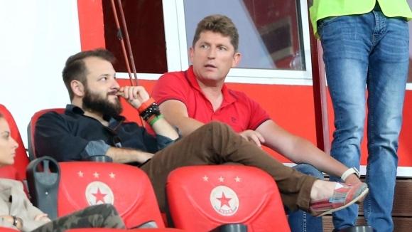 ЦСКА-София гледа играчи във Франция и Белгия