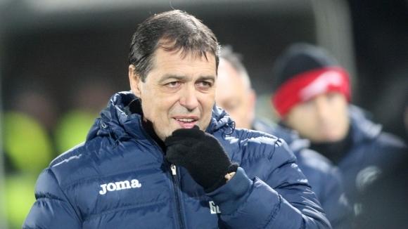 Петър Хубчев обменя опит с водещи футболни специалисти