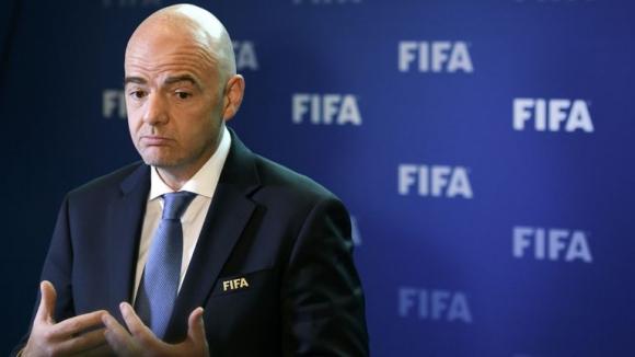 Инфантино предлага мини световно първенство на всеки две години