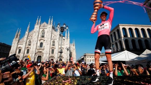 Giro d'Italia - първата голяма обиколка в най-важния сезон за колоезденето