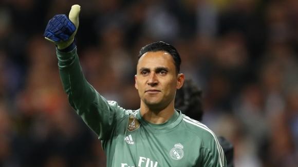 Кейлор Навас: Реал вече подписа с нов вратар