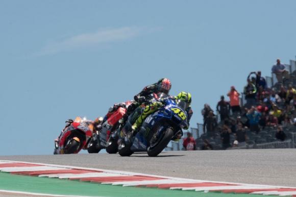 Вижте графика за Гран При на Испания в MotoGP