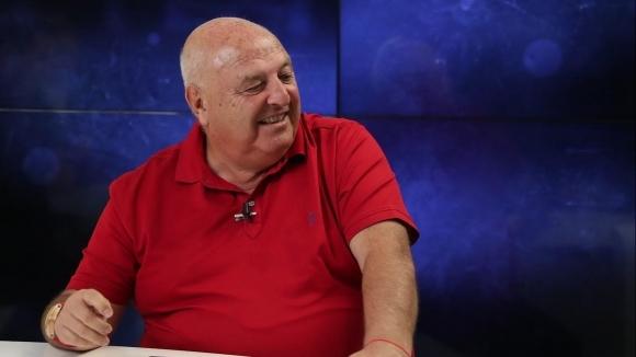 Венци Стефанов: Лудогорец е заслужен шампион (видео)