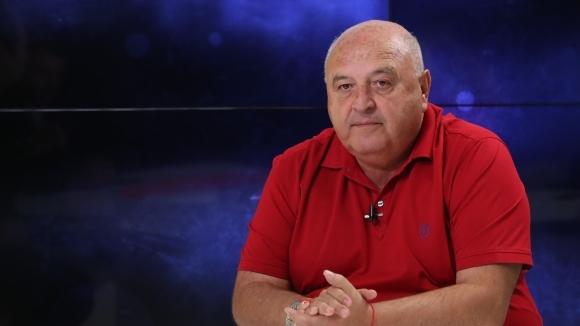 Венци Стефанов за ЦСКА: Нека се разберат и преценят кой е автентичният и кой не е