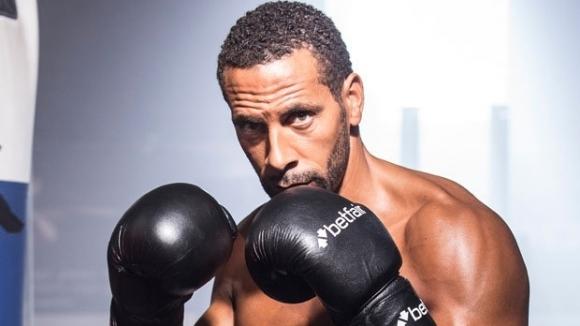 Отказаха боксов лиценз на Рио Фърдинанд