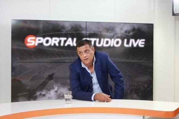"""Стойне Манолов: На стадион """"Локомотив"""" съм бил обиждан вулгарно"""
