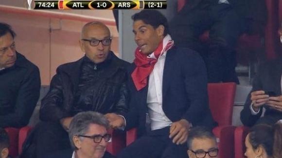 Рафа Надал скандализира феновете на Реал Мадрид