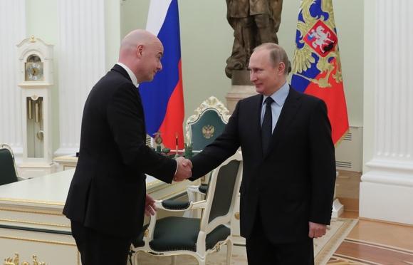 Путин планира да посети мача на откриването на Мондиал 2018