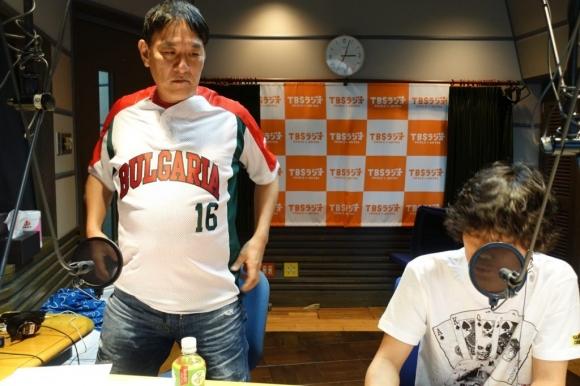Японски шоумен облече фланелка на българския национален отбор
