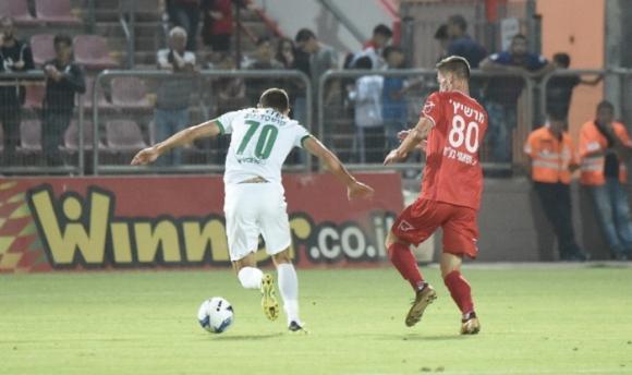 Красив гол на Георги Костадинов не стигна за победа на Макаби Х (видео)