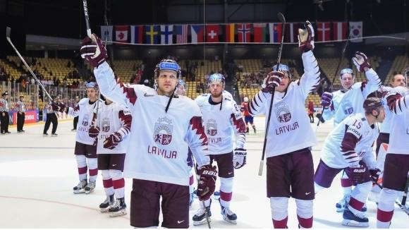 Латвия стартира с победа с продължения срещу Норвегия на Световното