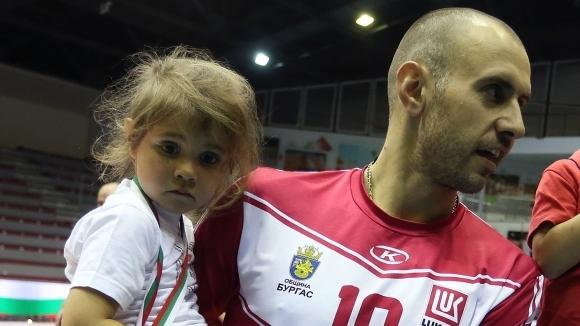 Валентин Братоев: Семейството ме прави щастлив (видео)