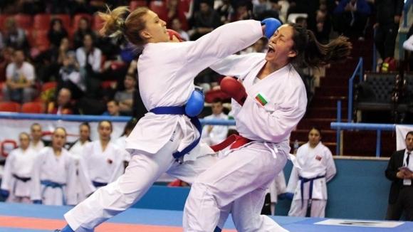 Европейско предизвикателство за българските каратеките