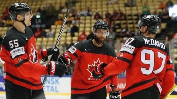 Канада вкара 10 гола на Южна Корея, Русия с втора разгромна победа