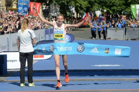 Американец спечели маратона на Прага