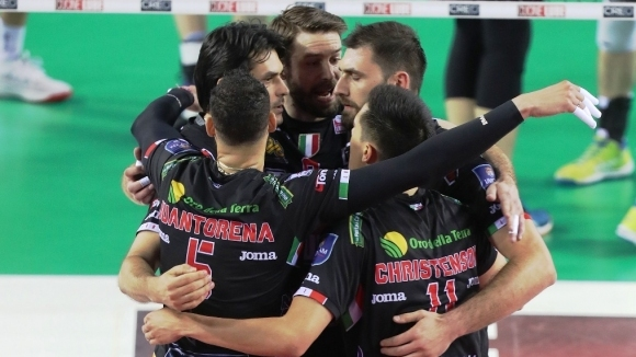 Гледайте финал №5 в Италия Перуджа - Лубе ТУК!!!