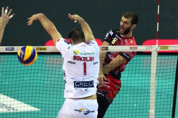 Перуджа с историческа първа титла на Италия след бой над Лубе във финал №5