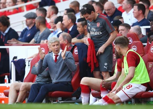 Венгер: Сега вече ще мога да хуля следващия мениджър