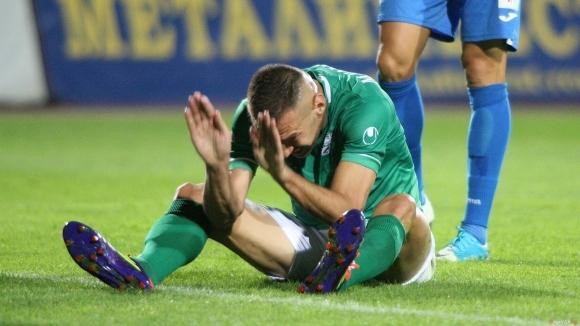 Камбуров: Пропуснахме да победим по-изразително